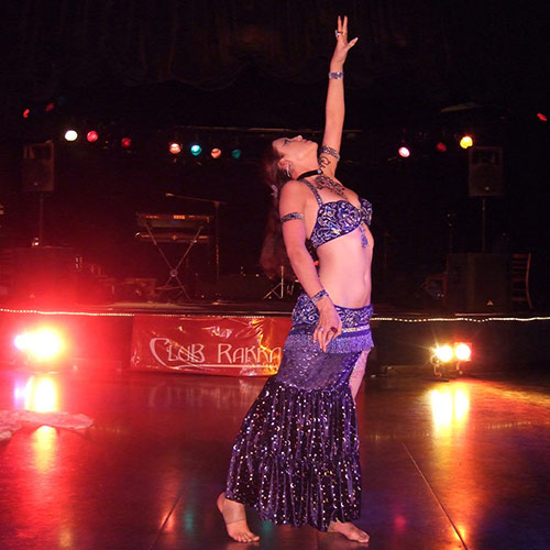 Melusia belly dance